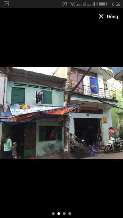 Bán nhà góc 2 mt hẻm 5m Lạc Long Quân, p10, Tân Bình, sổ hồng riêng