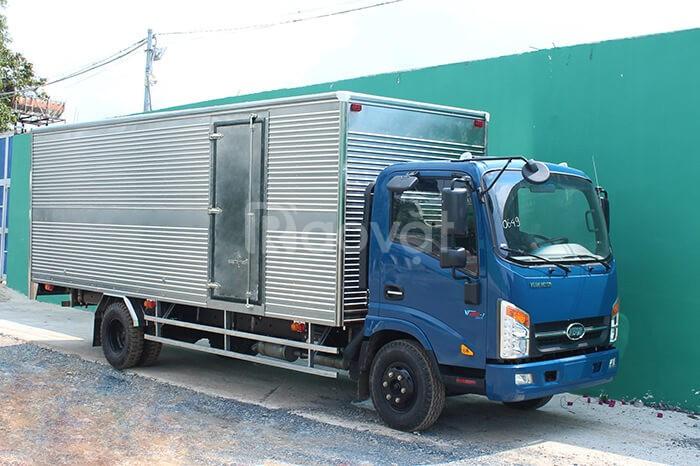Xe Veam 2.4 tấn, thùng dài 4m1, máy Huyndai, nhiều ưu đãi hấp dẫn