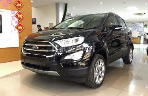 Ford Ecosport, tặng ngay quà tặng trị giá lên đến hơn 50 triệu (ảnh 1)