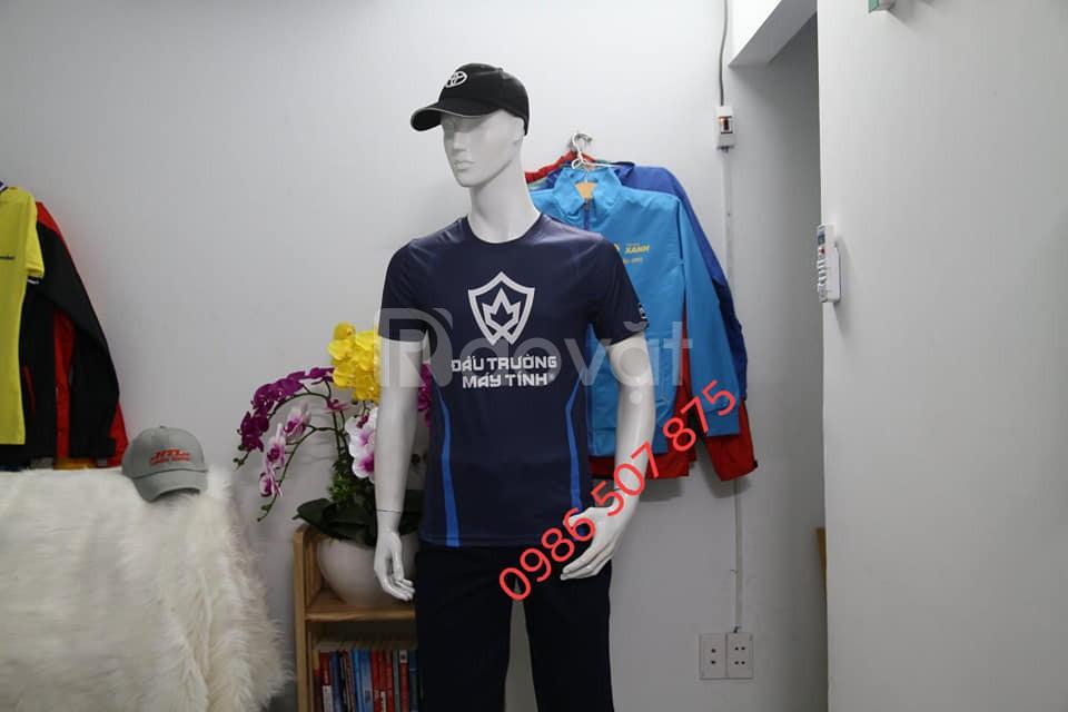 chuyên áo thun đồng phục công ty