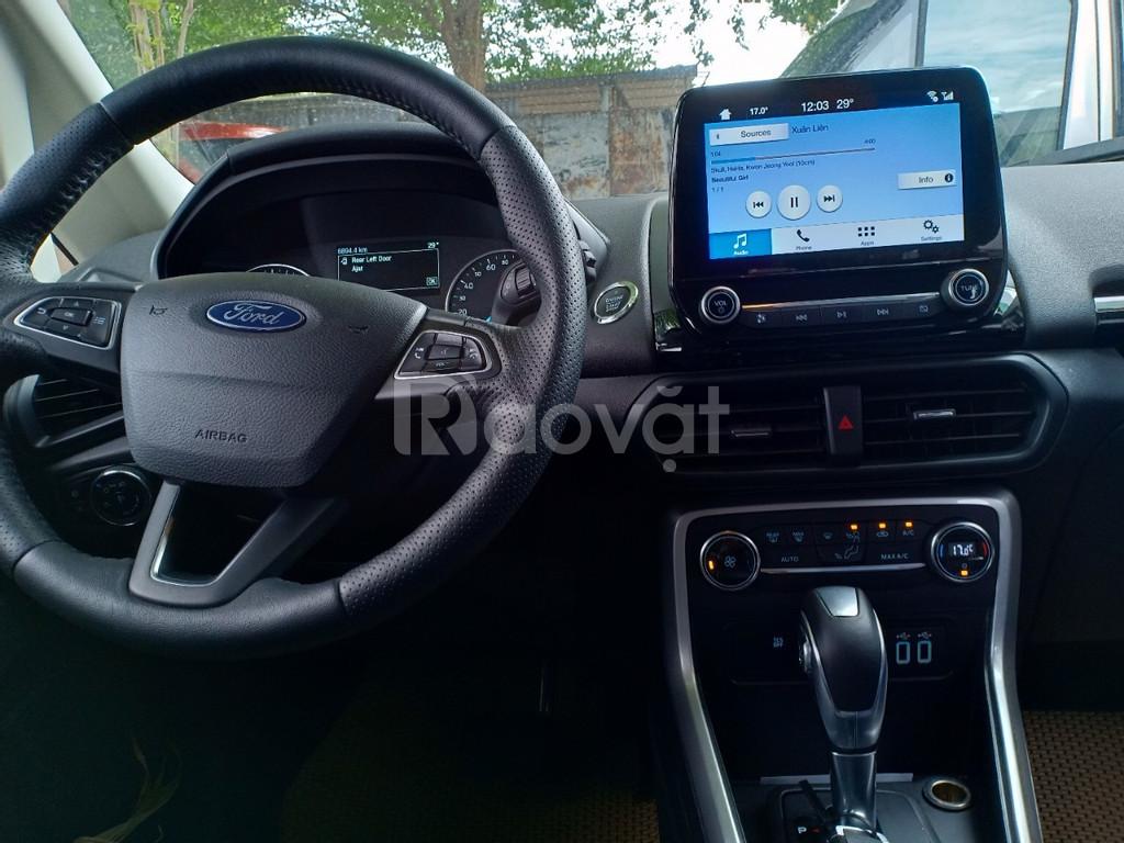 Ford Ecosport, tặng ngay quà tặng trị giá lên đến hơn 50 triệu (ảnh 5)