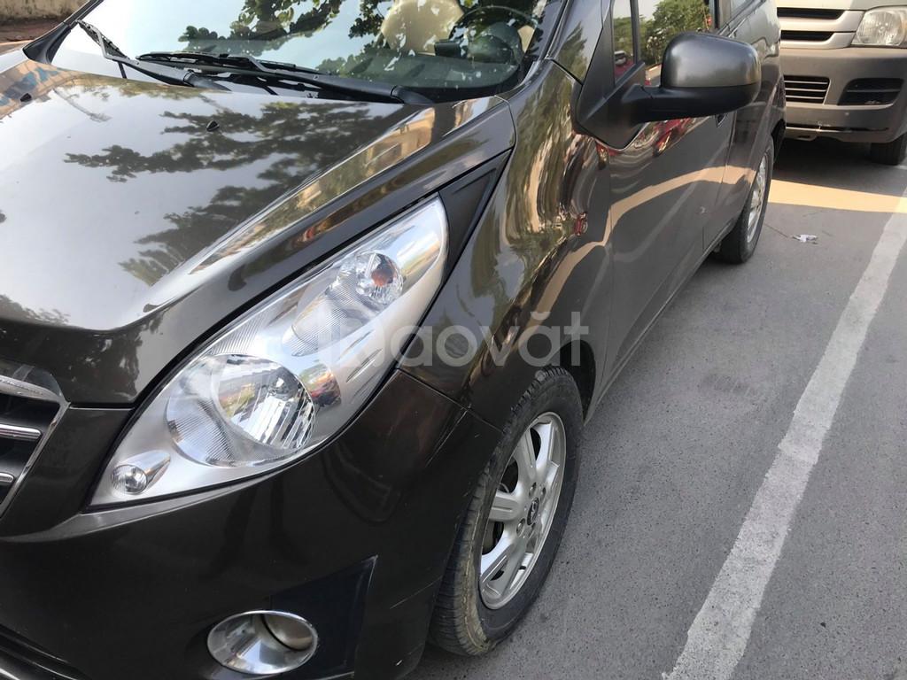 Chính chủ bán xe Daewoo Matiz Groove 2009