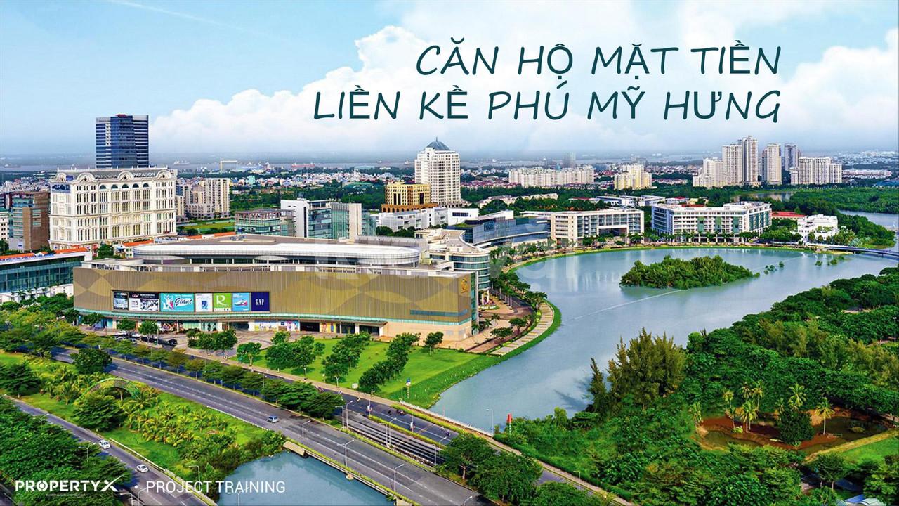 HT mở bán đợt đầu tiên Q7 Boulevard ngay đường Nguyễn Lương Bằng