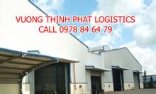 Cho thuê kho xưởng 2 MT KCN Tân Tạo, 9.000m2, giá tốt Bình Tân