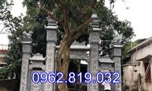 Tư vấn chọn  mẫu cổng nhà thờ họ đẹp bằng đá khối tự nhiên giá rẻ chất