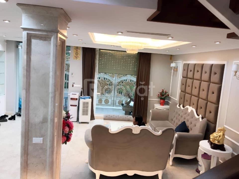 Phân lô, ôtô tránh, vỉa hè, thang máy, kinh doanh Vũ Ngọc Phan 72m2x7T
