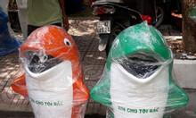 Cung cấp thùng rác hình con cá heo