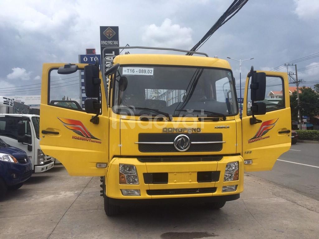 Xe Dongfeng B180 thùng 9m5 giá thanh lý