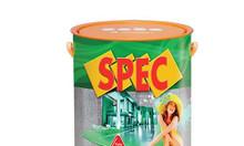Cung cấp sơn nước nội thất Spec hello satin màu chuẩn giá rẻ