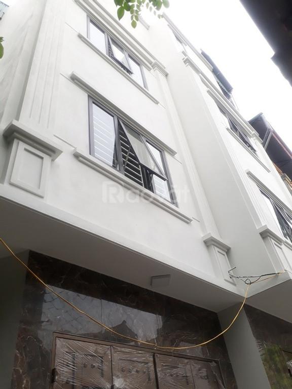 Nhà 4 tầng xây mới Thạch Bàn, Long Biên Tây Nam 1.85tỷ