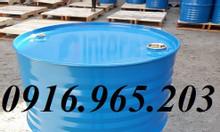 Giảm giá thùng phuy sắt 220l nắp kín