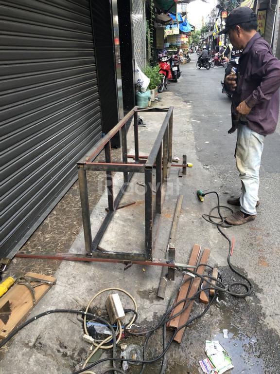 Thợ hàn cửa sắt, hàn lưu động tại quận Phú Nhuận, TP HCM (ảnh 1)