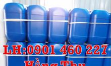 Thùng nhựa 25 lít đựng hóa chất