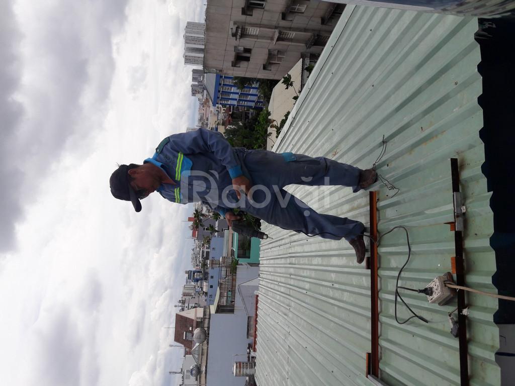 Thợ hàn cửa sắt, hàn lưu động tại quận Phú Nhuận, TP HCM (ảnh 8)