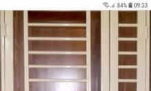 Mẫu khung sắt bảo vệ cửa sổ