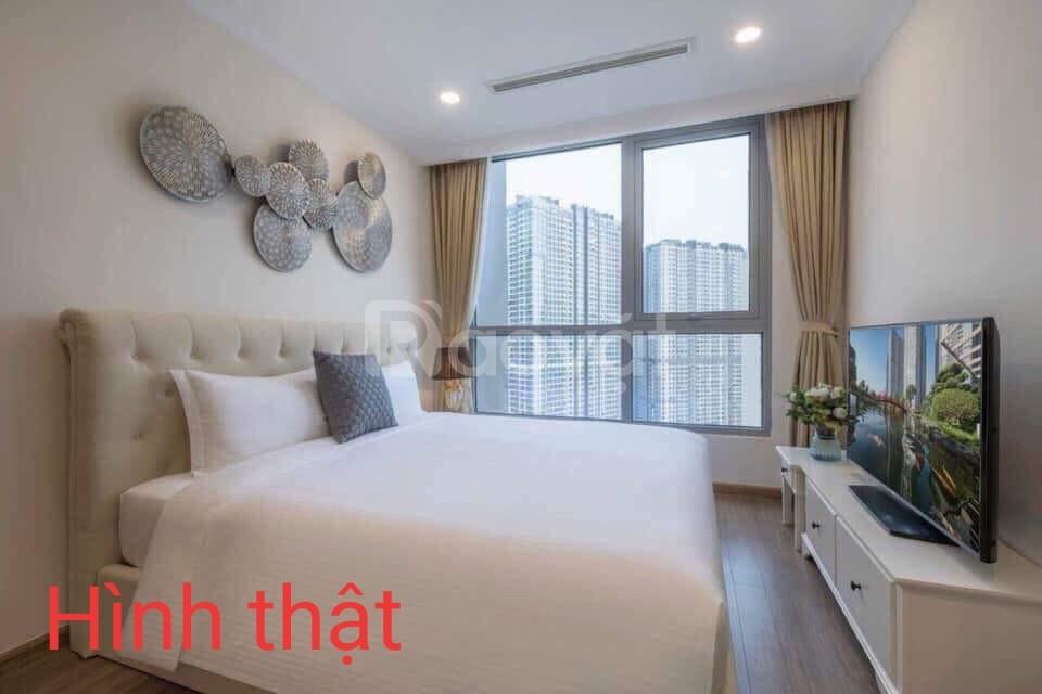 Căn hộ cao cấp 2 phòng ngủ tiêu chuẩn 5 sao, Landmark plus,