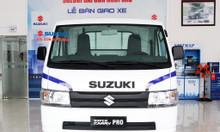 Ra mắt Suzuki Carry Pro 940kg nhập khẩu Indonesia