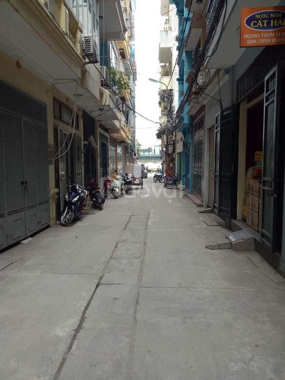 Bán nhà C4 Lê Trọng Tấn, Thanh Xuân, ô tô tránh, 46m2, 6.6 tỷ