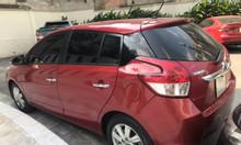 Toyota Yaris G 1.3 AT, sản xuất 2015, màu đỏ, nhập khẩu