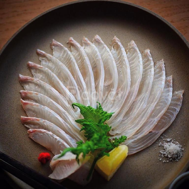 Cá bơn Hàn Quốc Nhập Khẩu - Hải Sản Sạch 24hSeamart