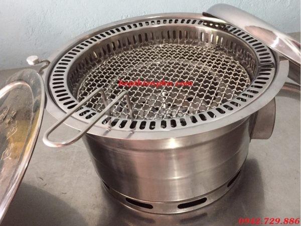 Bếp nướng than hoa ngoài trời chất lượng cao