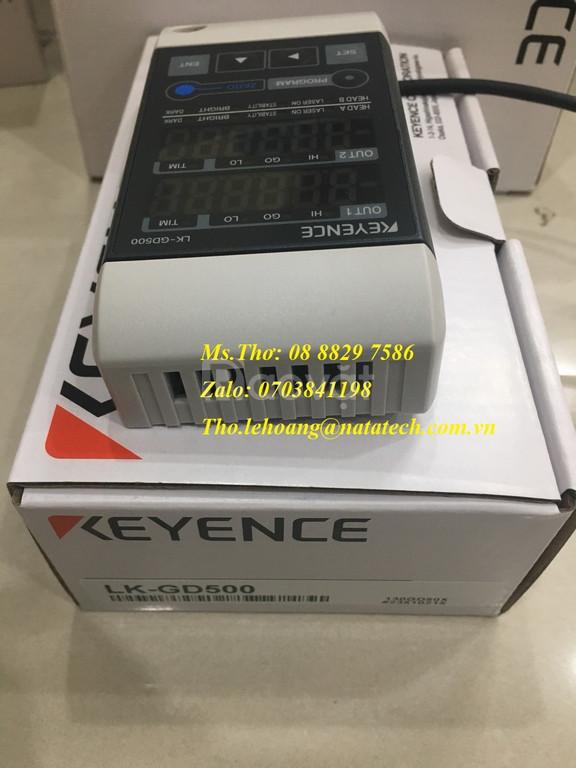Bảng hiển thị Keyence LK-GD500 - Công Ty TNHH Natatech