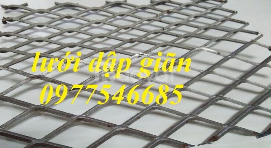 Sản xuất lưới thép hình thoi, lưới quả trám, lưới trang trí