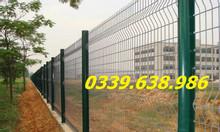 Hàng rào mạ kẽm, lưới thép mạ kẽm, hàng rào chấn sóng