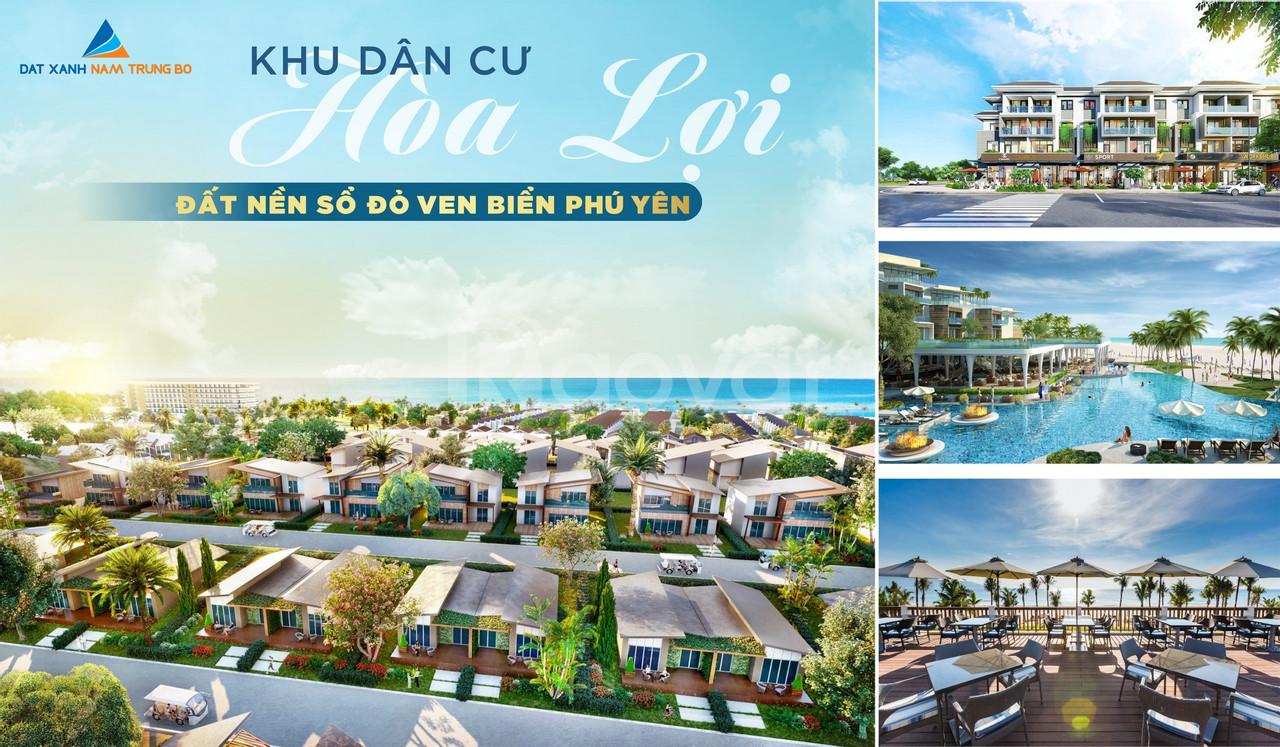Đất nền Phú Yên view biển tuyệt đẹp