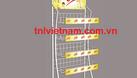 Kệ sắt quảng cáo, kệ sắt lắp ráp, kệ sắt trưng bày, kệ sắt giá rẻ (ảnh 8)