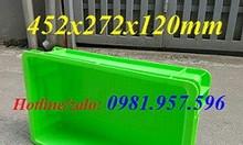 Khay nhựa đặc, hộp nhựa B2, thùng nhựa đặc B2, sóng nhựa bít