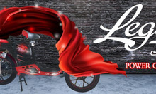 Mẫu xe đạp điện mới mang tên Legend 2019 có gì đặc biệt