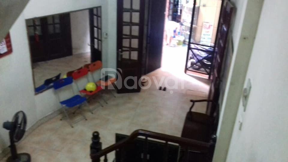 Cho thuê bán hàng ăn mặt phố Võ Thị Sáu, quận Hai Bà Trưng.