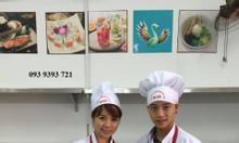Khóa học nấu món Nhật Bản, dạy sushi sashimi