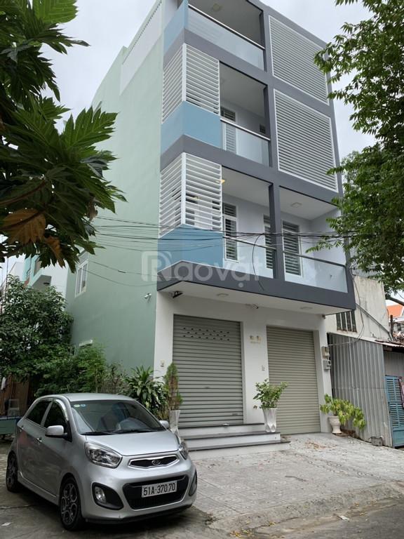 Cần cho thuê nhà tại phường An Lạc A, quận Bình Tân, TP HCM.