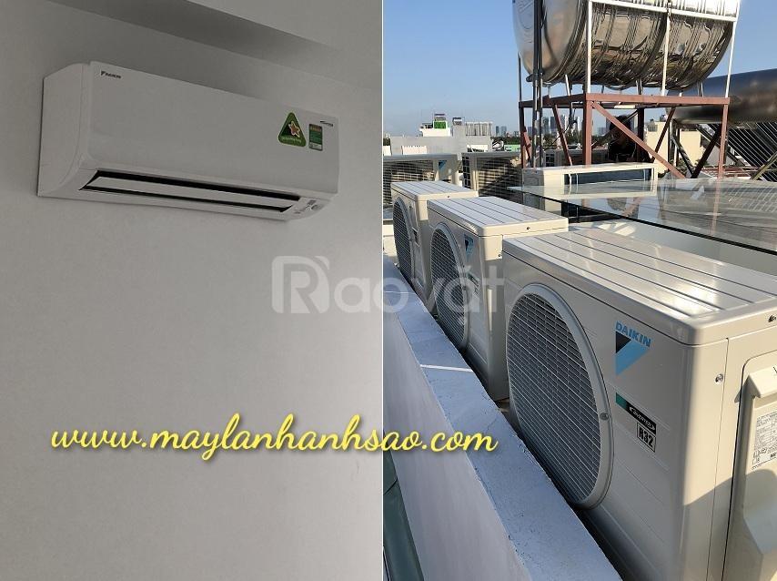Máy lạnh treo tường Daikin 1 chiều 1 hp FTKQ25SAVMV Inverter - Gas R32