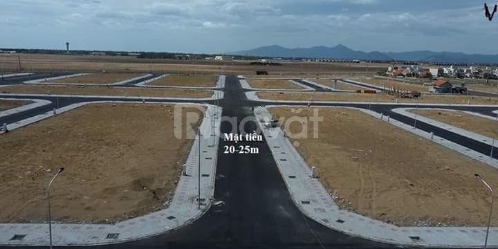 Cần đi nước ngoài, bán rẻ 2 lô đất biển gần sân bay TTTP (ảnh 4)