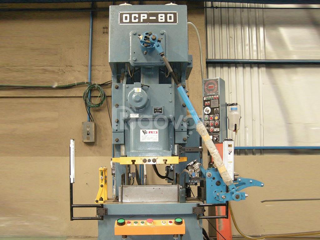 Máy sản xuất dây gai tôn(dây thép gai hình dao)