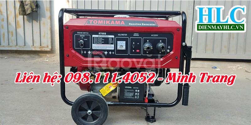Giới thiệu các máy phát điện chạy dầu, chạy xăng giá rẻ
