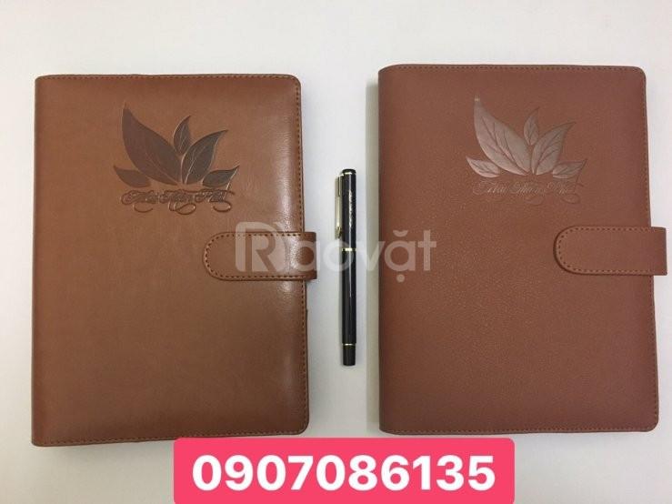 In ấn thiết kế sổ tay, sổ da theo yêu cầu (ảnh 7)