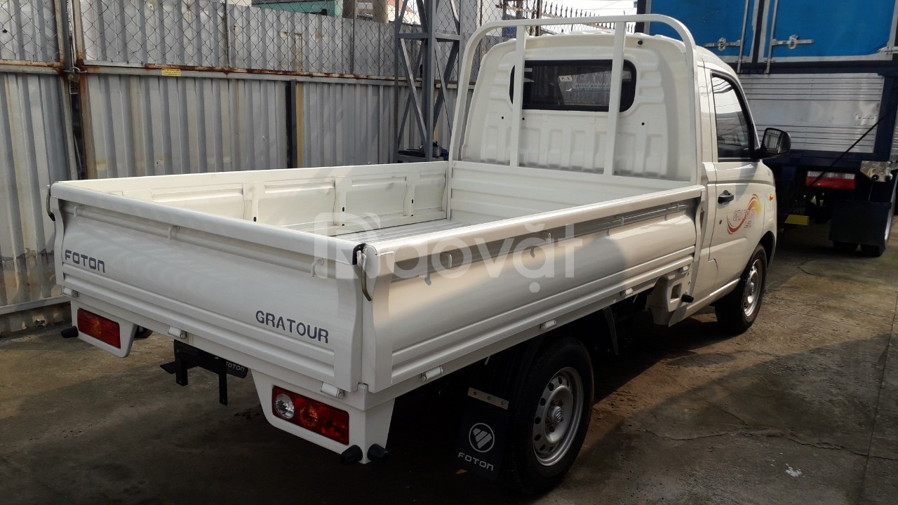 Xe tải nhỏ 990kg,nhập khẩu giá chỉ 130 triệu