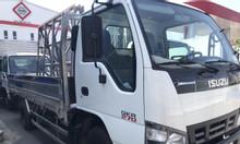 Xe tải isuzu qkr77he4 chở kính