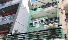 Nhà 1 trệt 2 lầu, Nguyễn Văn Bứa, Hóc Môn, 5x17, hẻm 1 sẹc nhựa 6m.