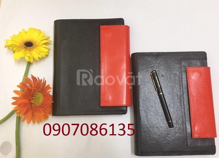 In ấn thiết kế sổ tay, sổ da theo yêu cầu (ảnh 4)