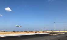 Cần đi nước ngoài, bán rẻ 2 lô đất biển gần sân bay TTTP