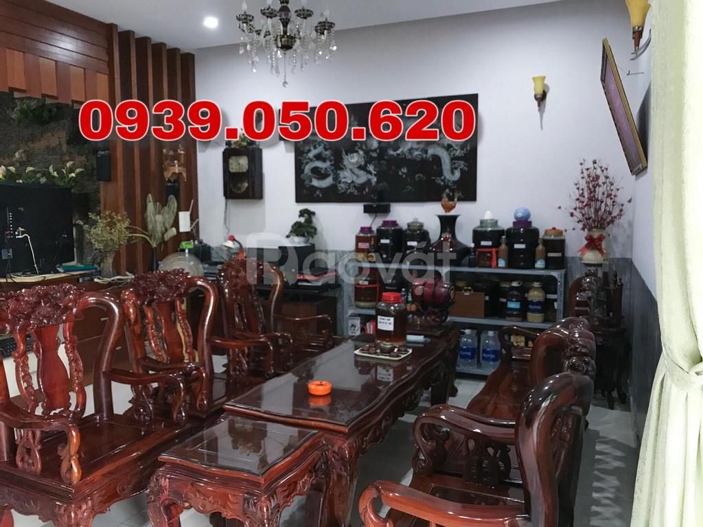Bán nhà mặt tiền 1 lầu 1 trệt 327m2 Trương Công Định phường 8