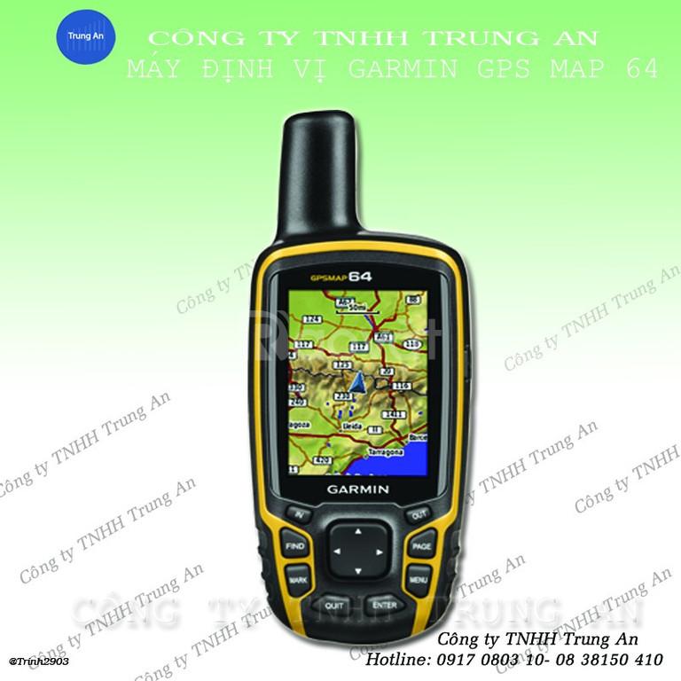 Sửa máy đo đất định vị GPS Garmin Map 78