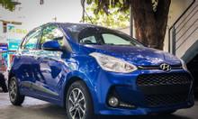 Xe i10 chạy GrabCar, Hyundai An Phú, GrabCar, Grab Car, Grab, Hyundai