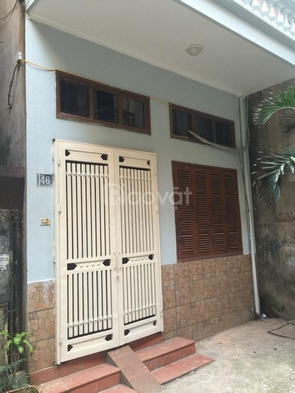 Bán nhà ngõ Giang Văn Minh mương Kẻ Khế đang làm đường, 50m2*4, MT 4.2