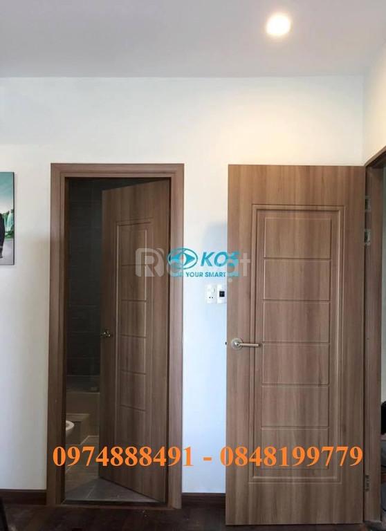 Cửa nhựa Hàn Quốc chính hãng ở Sài Gòn
